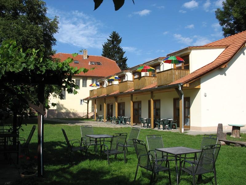 Penzion Relax - ubytování u Vranovské přehrady