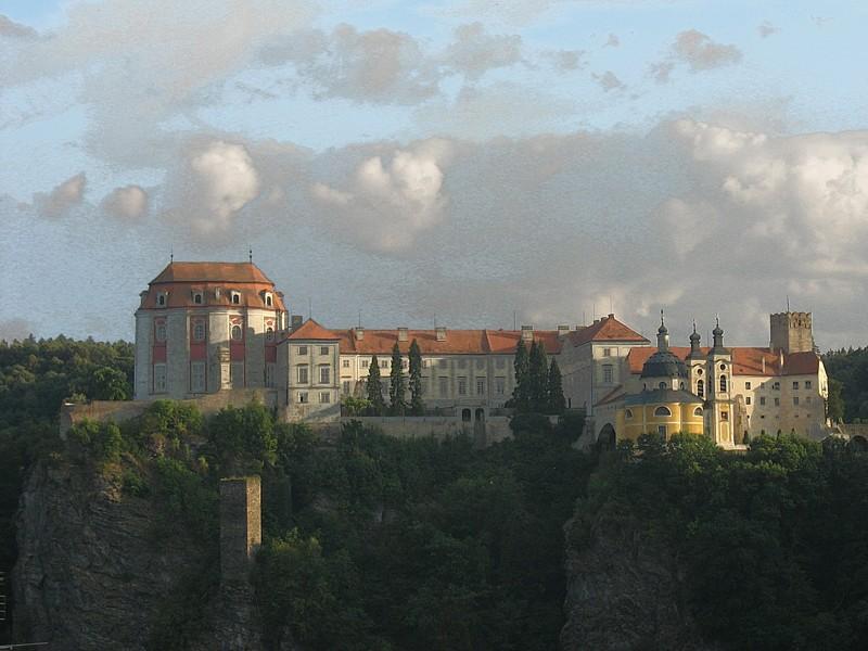 Zámek ve Vranově nad Dyjí