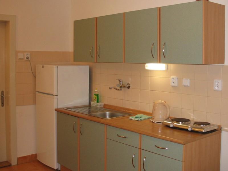 Apartmá č.1 - kuchyně