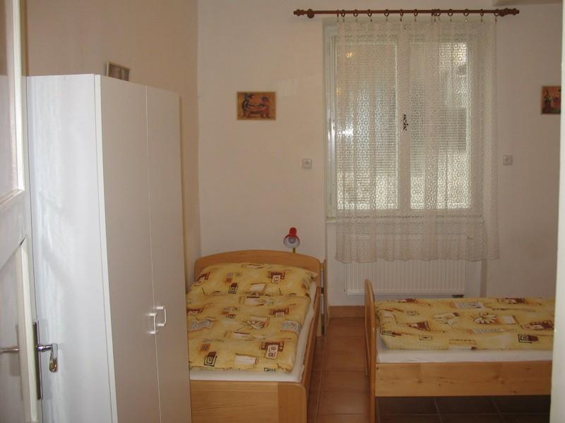 Apartmá č.1 - menší pokoj