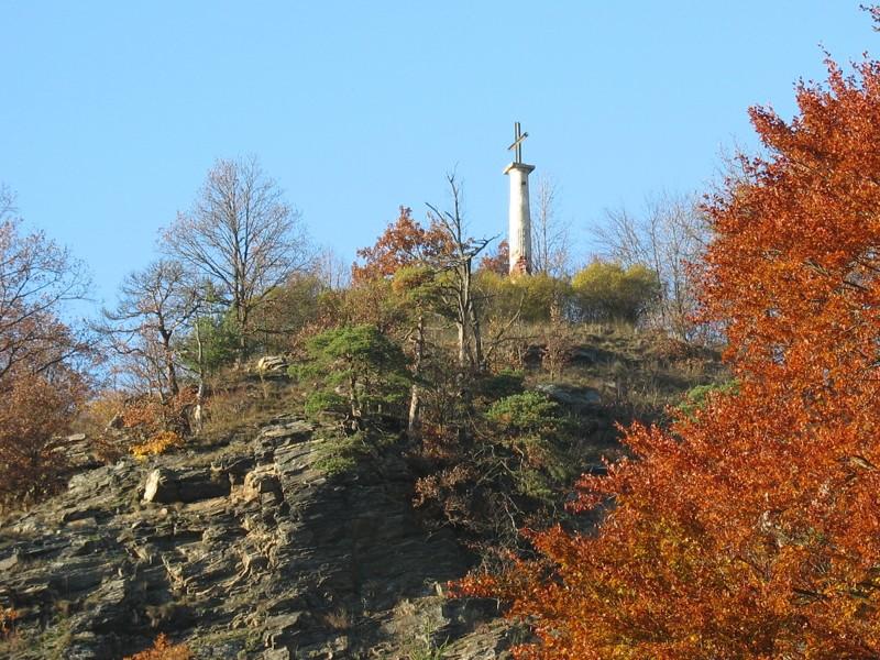 Mniszkův kříž nad Vranovem nad Dyjí