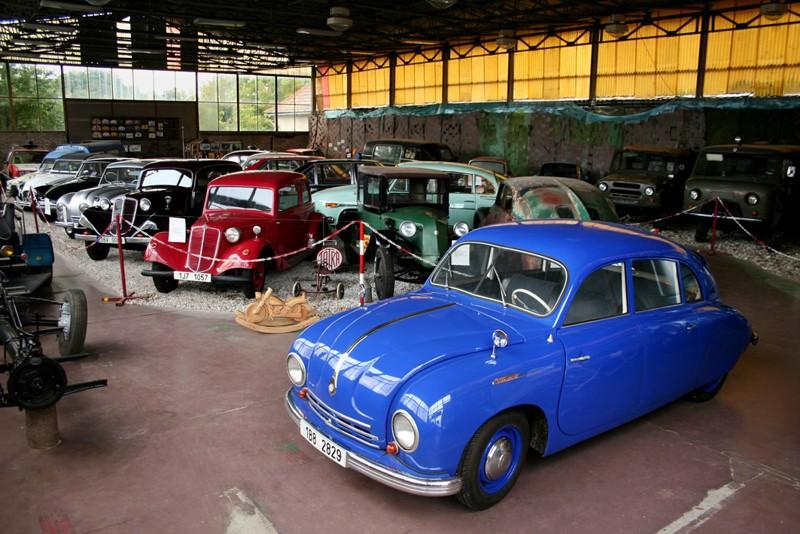 TATRA museum - Bítov