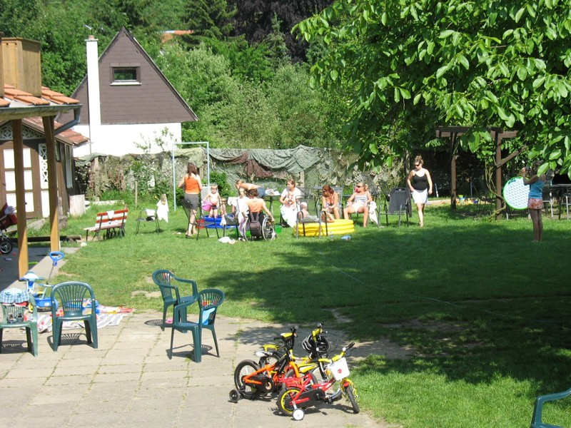 Penzion Relax - pobyty rodin s dětmi