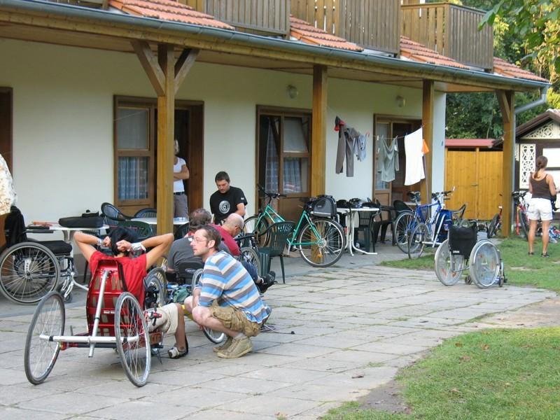 Penzion Relax - pobyt vozíčkářřů