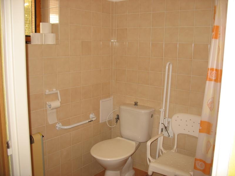 Studio č.7 - koupelna pro vozíčkáře