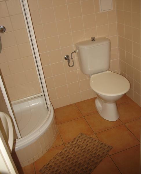 Studio č.8 - koupelna