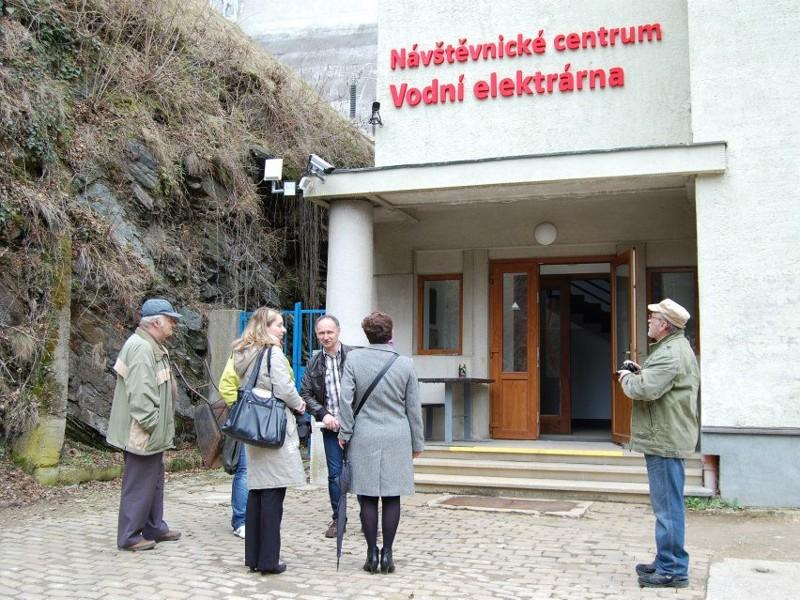 Vranovská elektrárna - návštěvnické centrum E-on